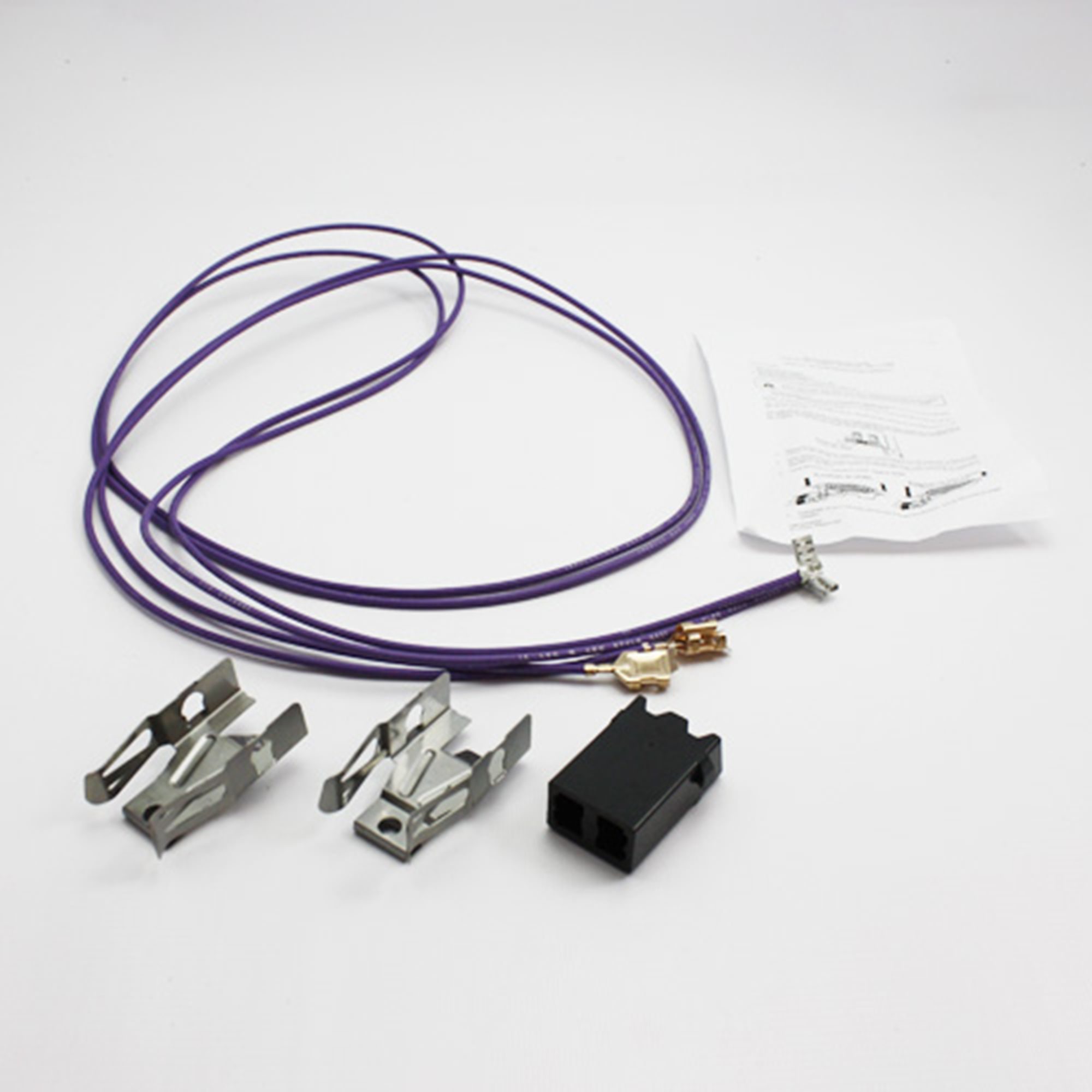 Wb17t10006 Ge Range Stove Element Receptacle And Wire Kit