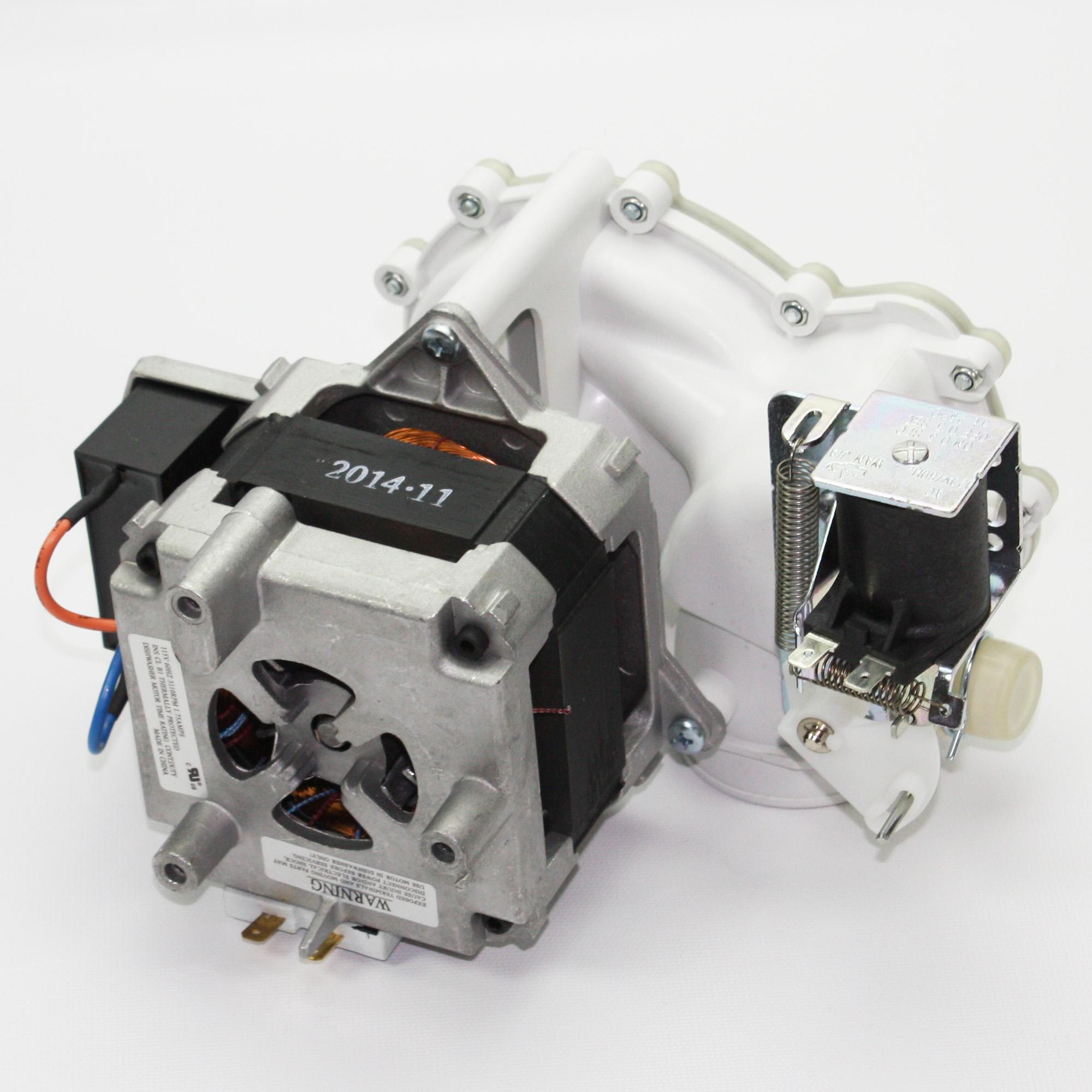 Ge Hotpoint Kenmore Dishwasher Motor Pump Kit Replaces