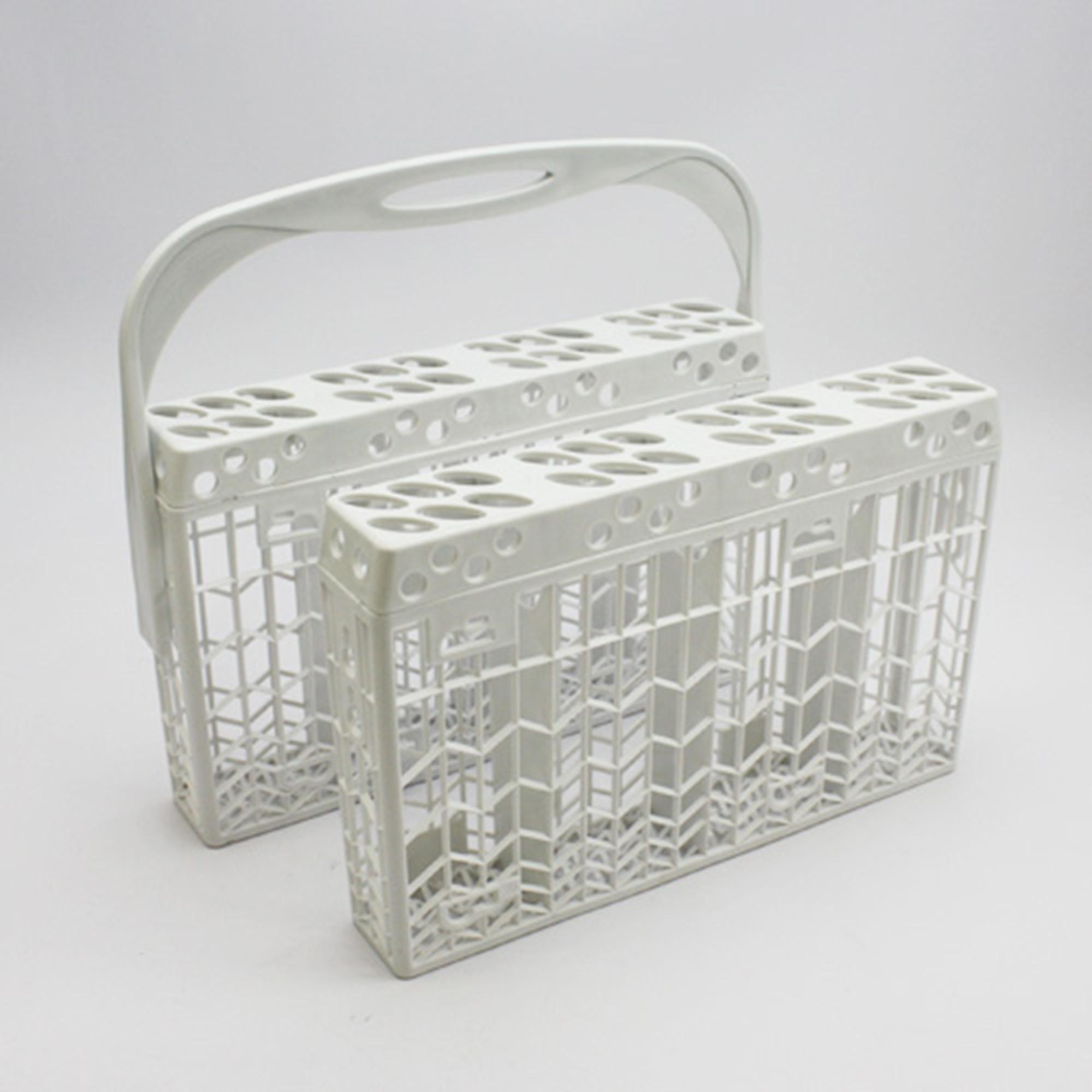 wd28x10152 dishwasher silverware basket ebay. Black Bedroom Furniture Sets. Home Design Ideas