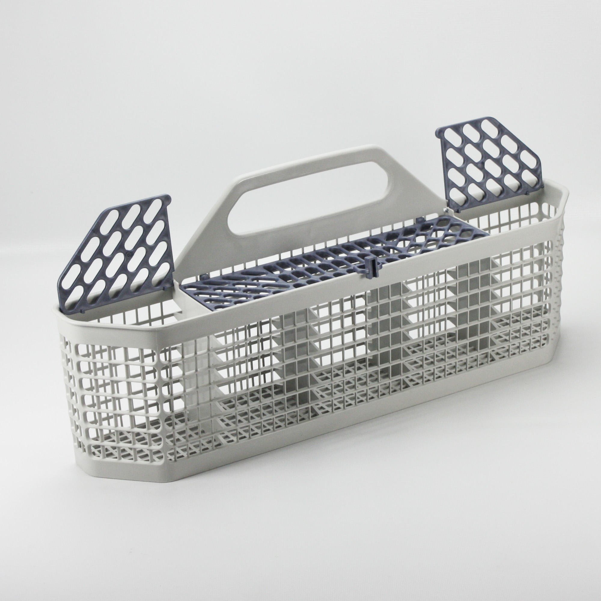 wd28x10177 ge dishwasher silverware basket ebay. Black Bedroom Furniture Sets. Home Design Ideas