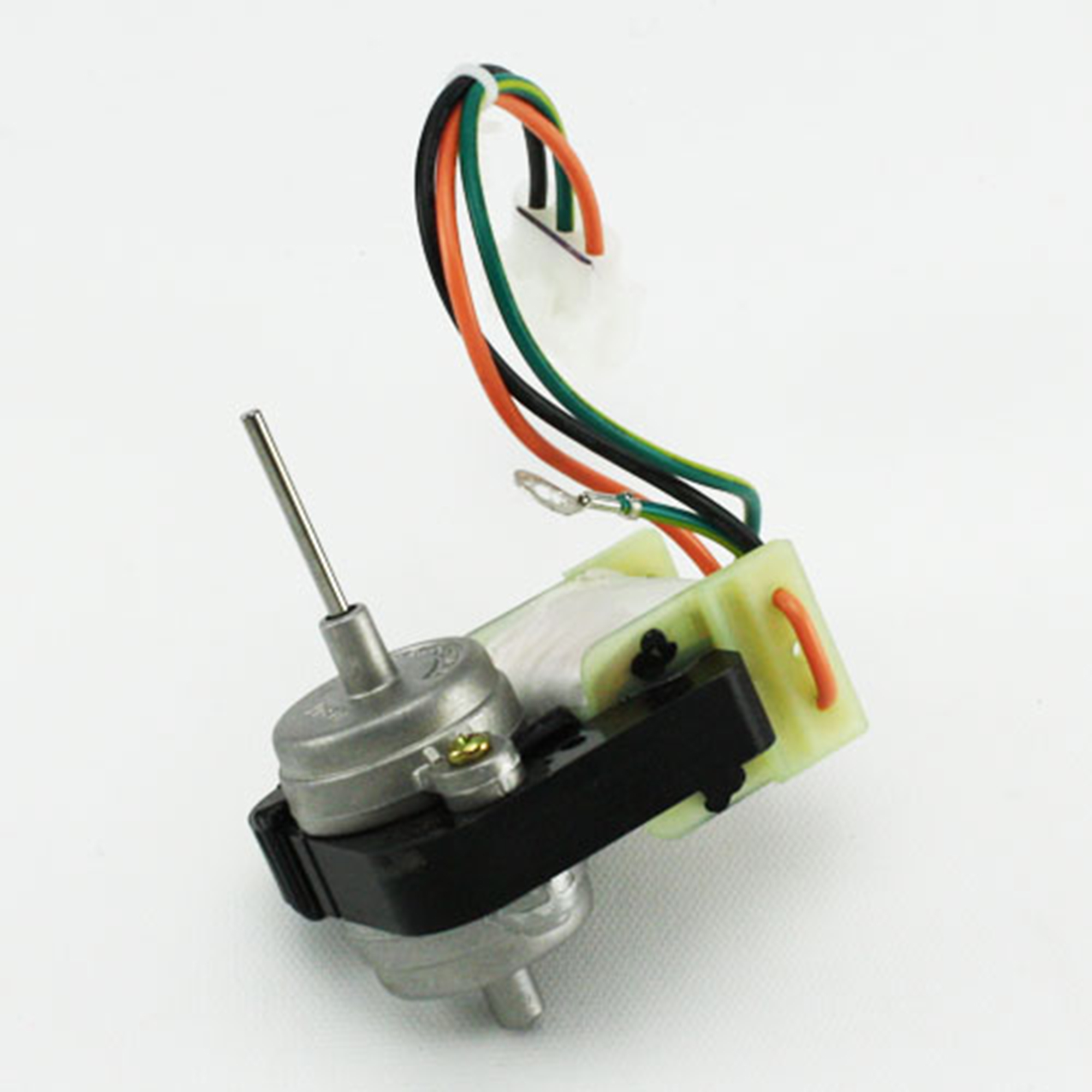 Wr60x10220 ge refrigerator condenser fan motor ebay for Ge refrigerator condenser fan motor not working