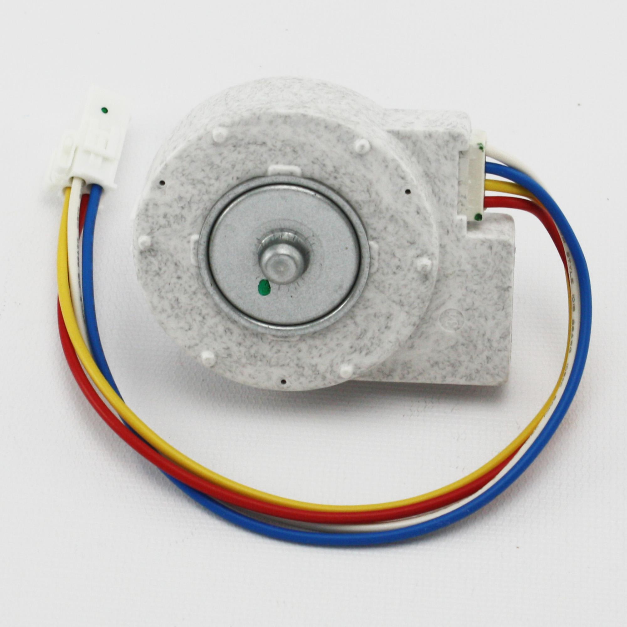 Genuine oem ge wr84x10055 condenser fan motor for for Kenmore refrigerator fan motor