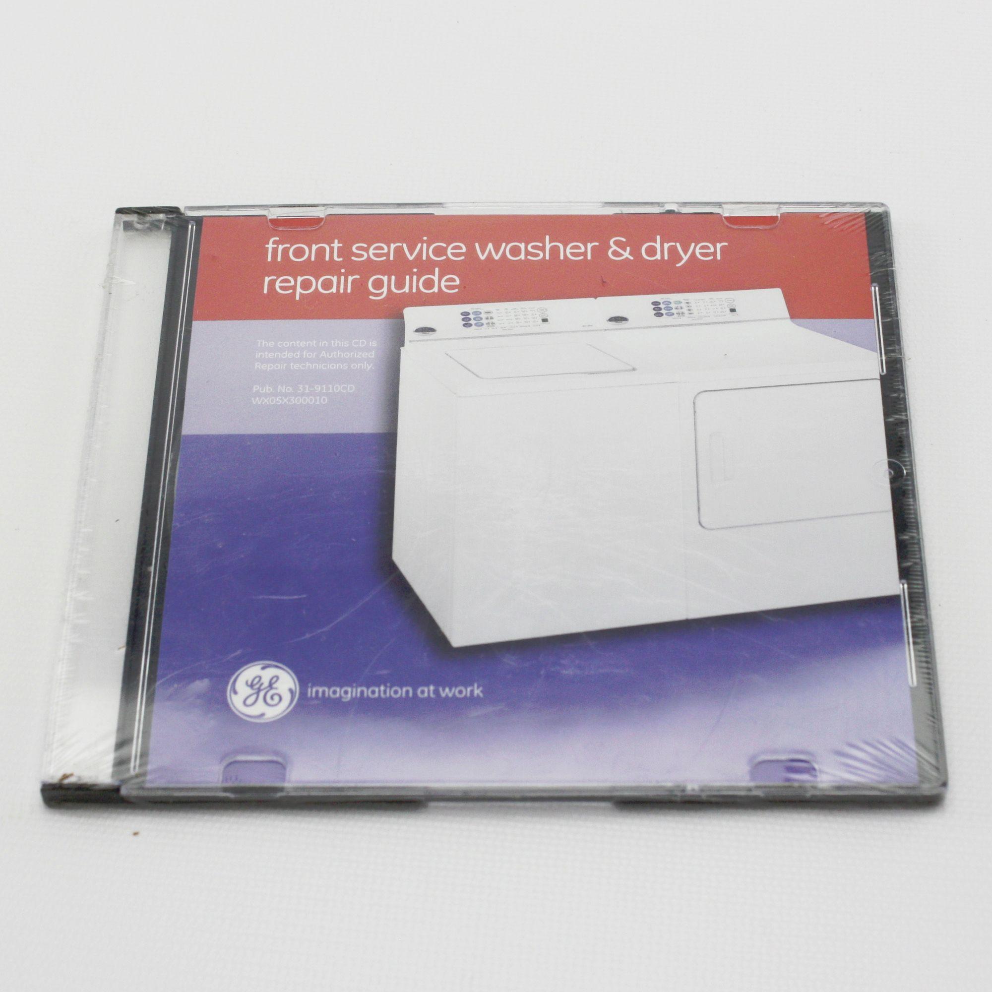 Dryer Repair Service : Wx ge washing machine service manual ebay