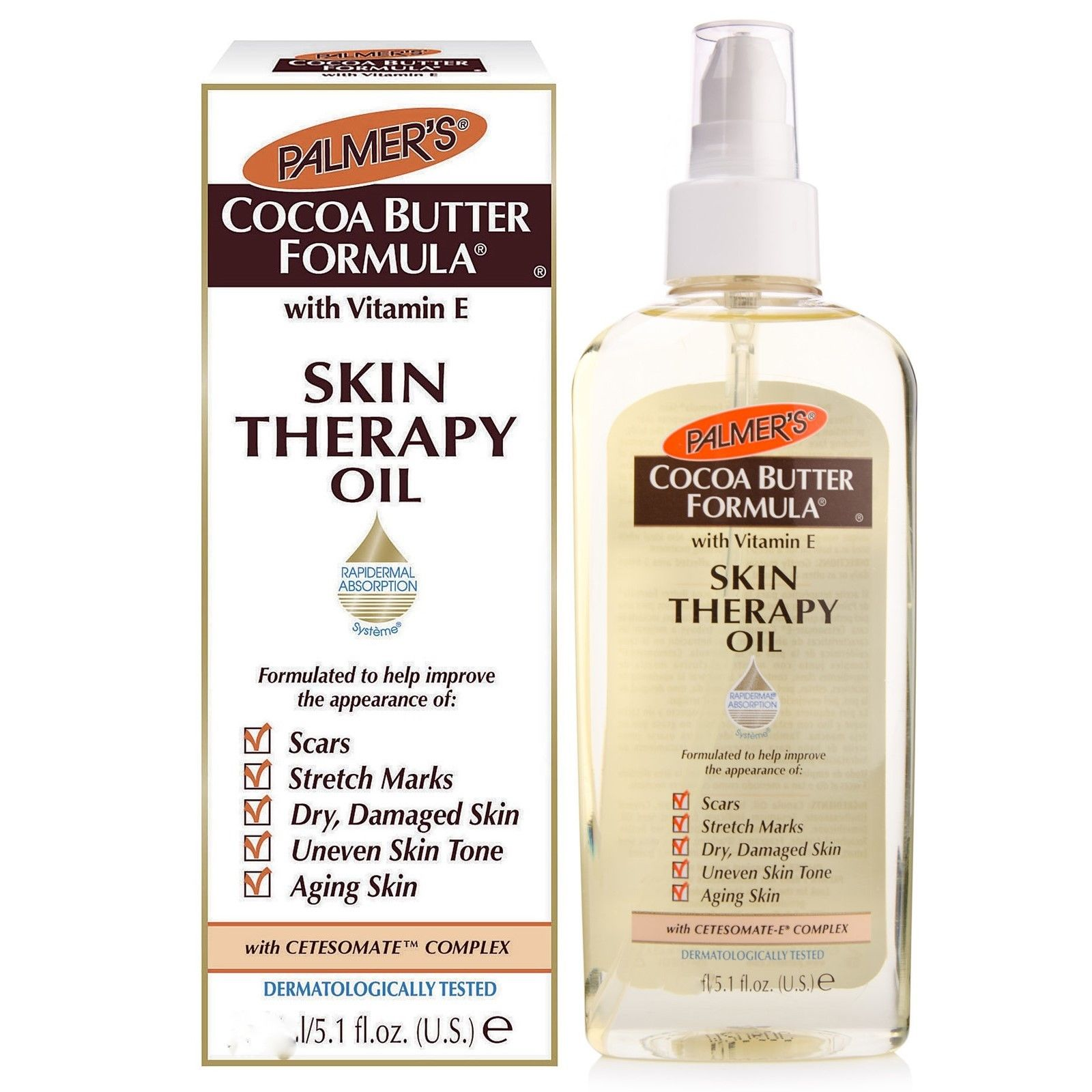 Palmers cocoa butter oil for stretch marks
