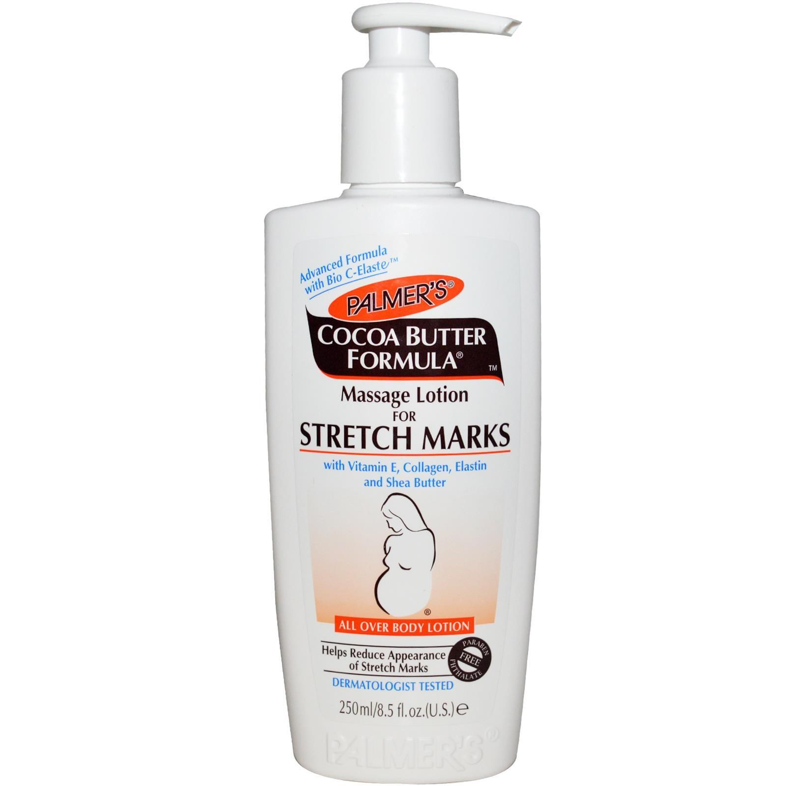 Palmers Cocoa Butter Formula Massage Lotion For Stretch ...