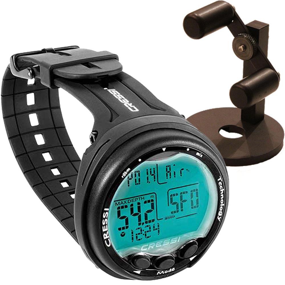 Cressi giotto dive computer scuba diving instrument w - Computer dive watch ...