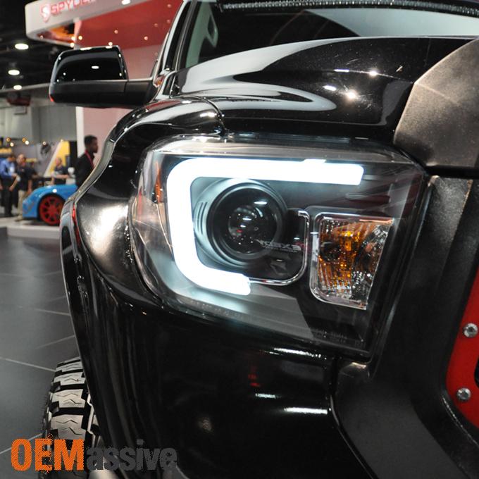 2014 2015 2016 Tundra Sr Sr5 Limited Trd Pro Black Drl Led
