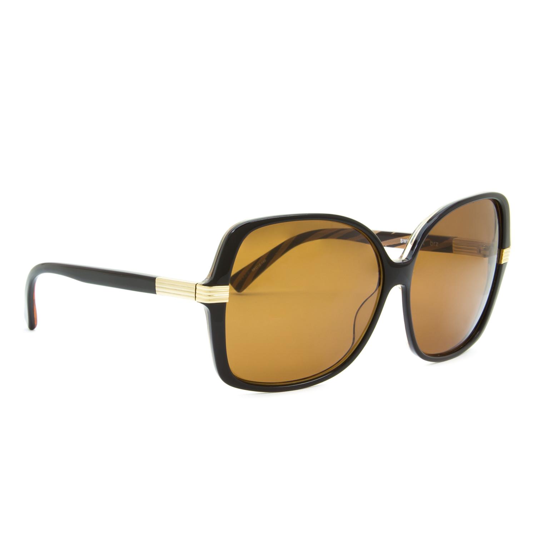 Blinde Eyewear Womens Sunglasses Swing Set Black Brown ...