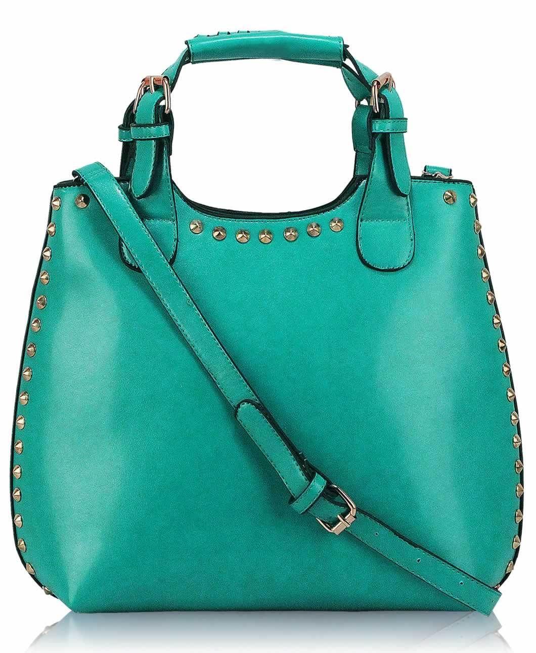 DIY Fashion, Studded Bucket Bag Inspired by Alexander Wang