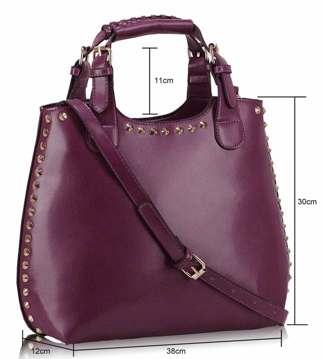 Celebrity Studded Bag Clothing and Accessories - Shopping.com