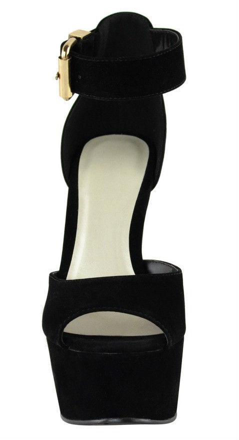 Ladies-Womens-Wedge-High-Heel-Platform-Ankle-Strap-Peep-Toe-Sandals-Shoes-Size