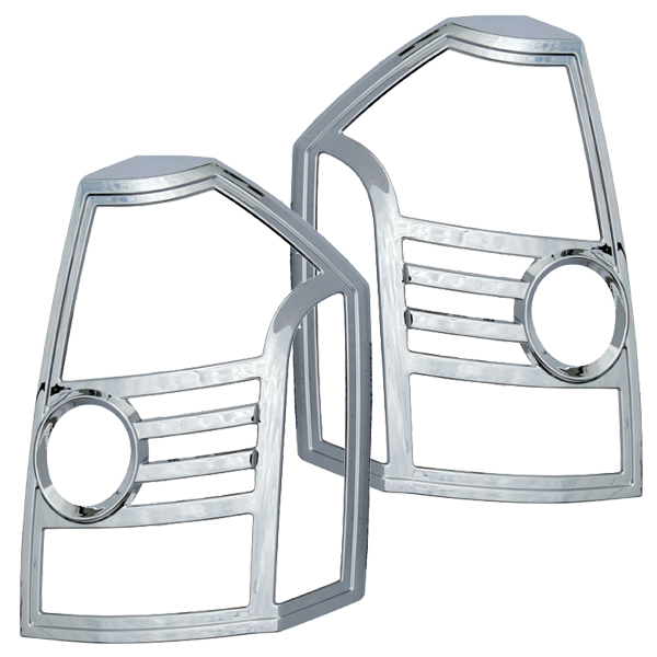 For 2008 -10 CHRYSLER 300 C CHROME TAIL LIGHT LAMP TRIM