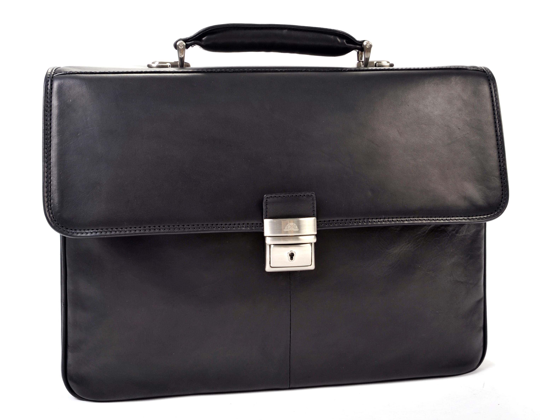 tony perotti verona traditional compartment leather