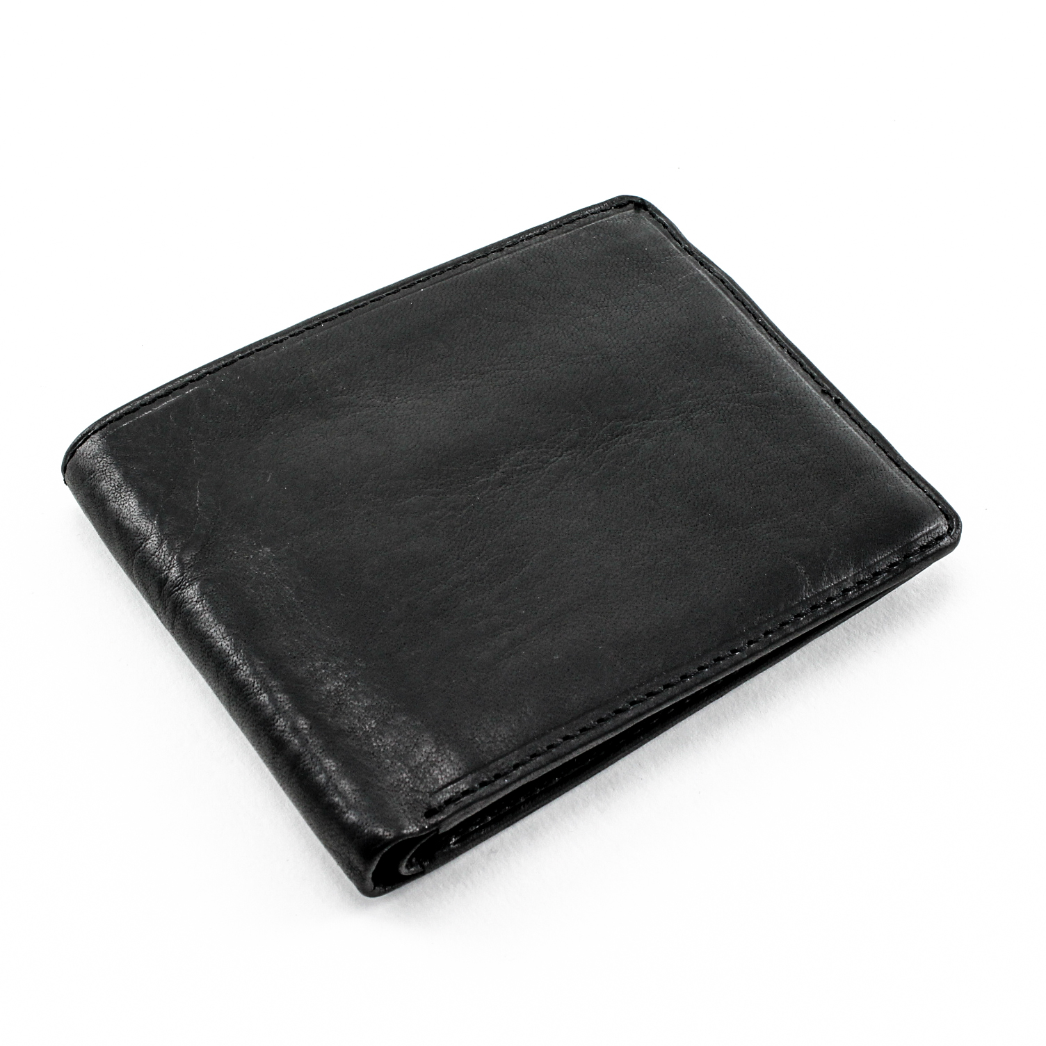 tony perotti italian leather express bifold wallet with id
