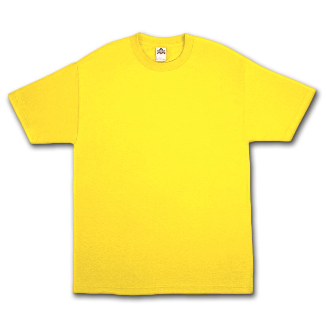 Alstyle apparel aaa plain blank men 39 s short sleeve t shirt for Blank tee shirts com
