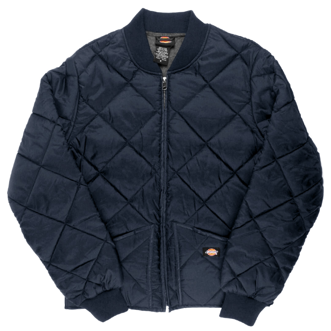 Lined Nylon Jacket Zip 103