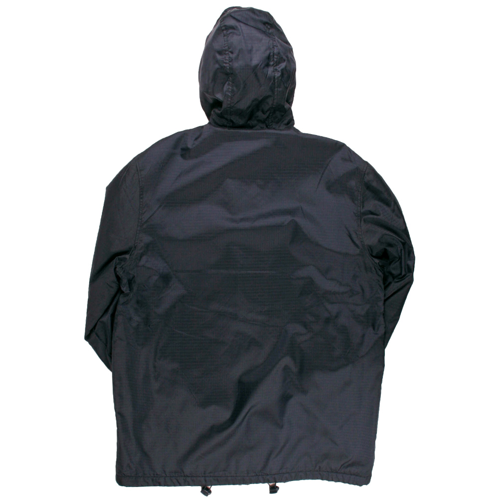 Lined Nylon Jacket Zip 31