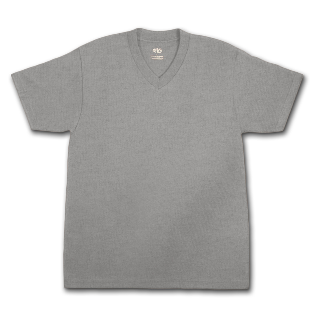 Shaka wear plain blank men 39 s short sleeve v neck t shirts for Mens plain v neck t shirts