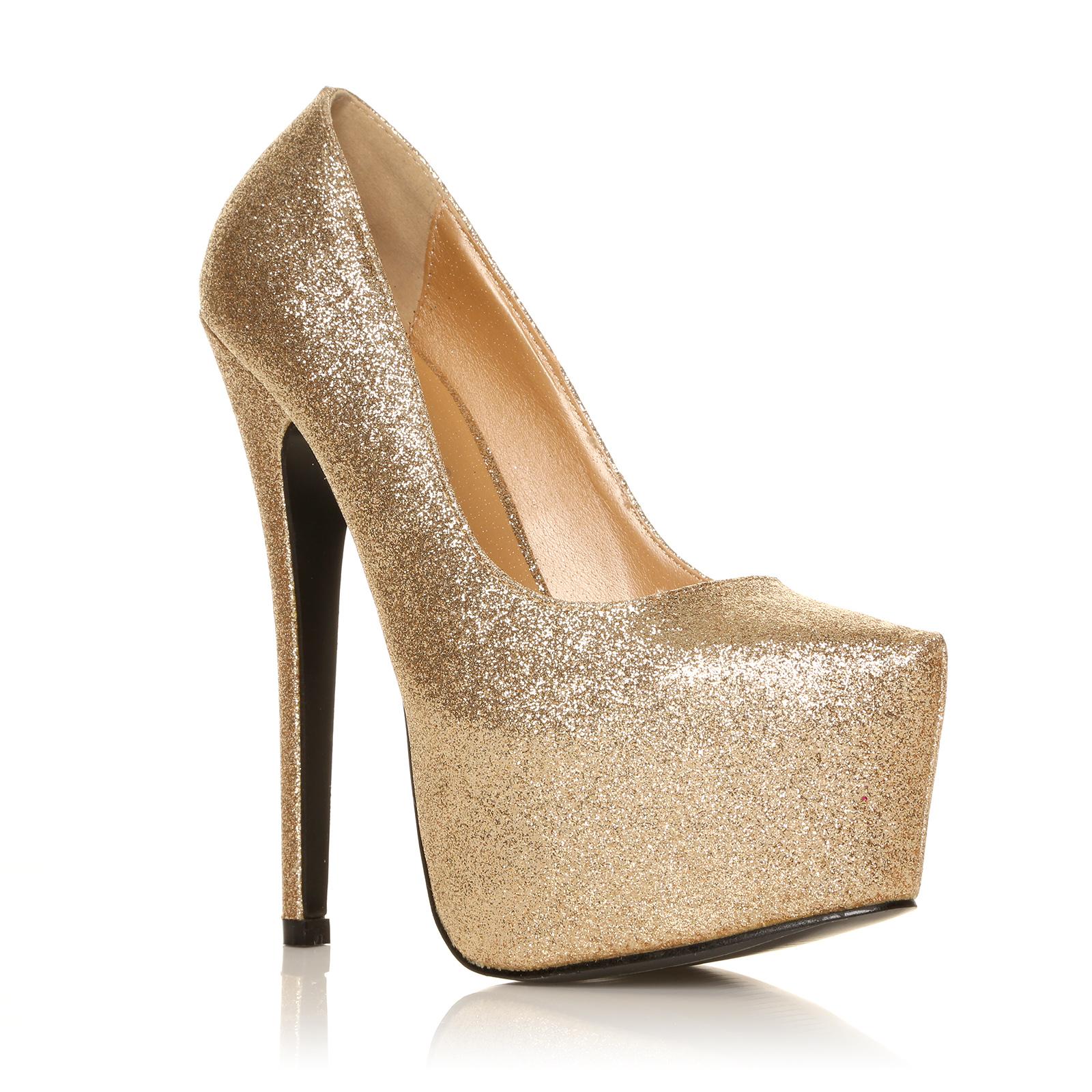 Blue Court Shoes Size
