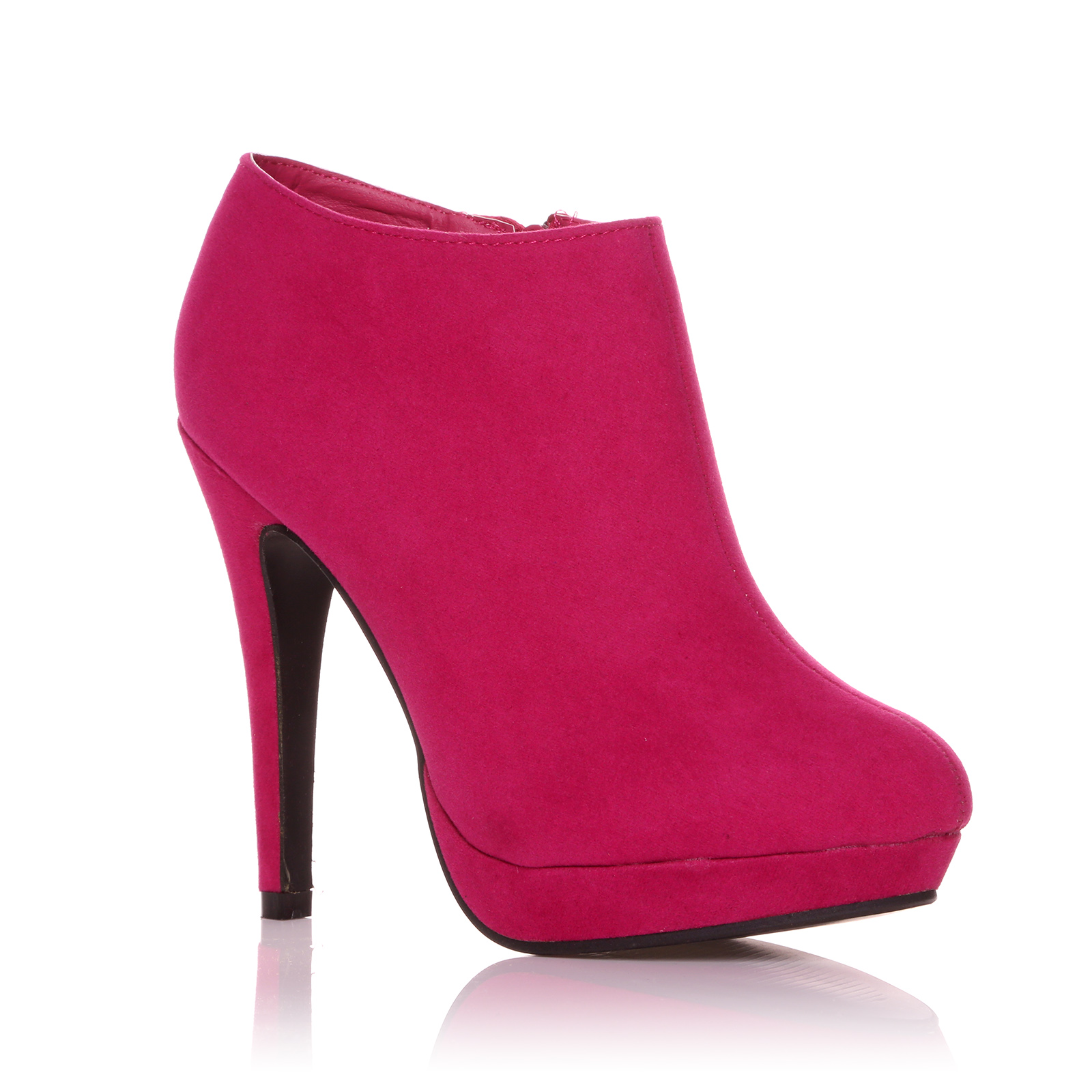 NEW-FASHION-PLATFORM-HIGH-HEELS-LADIES-WOMEN-CASUAL-ANKLE-BOOTS-SIZE-3-8