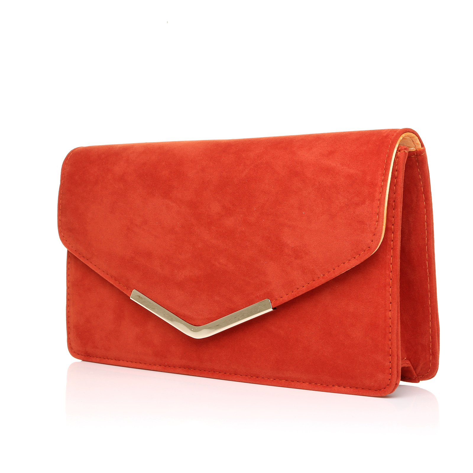A thin oversized envelope clutch bag made from a straw canvas material. The perfect accent with a dress or a t-shirt and jeans. Zipper and snap button closure, optional gold chain strap.