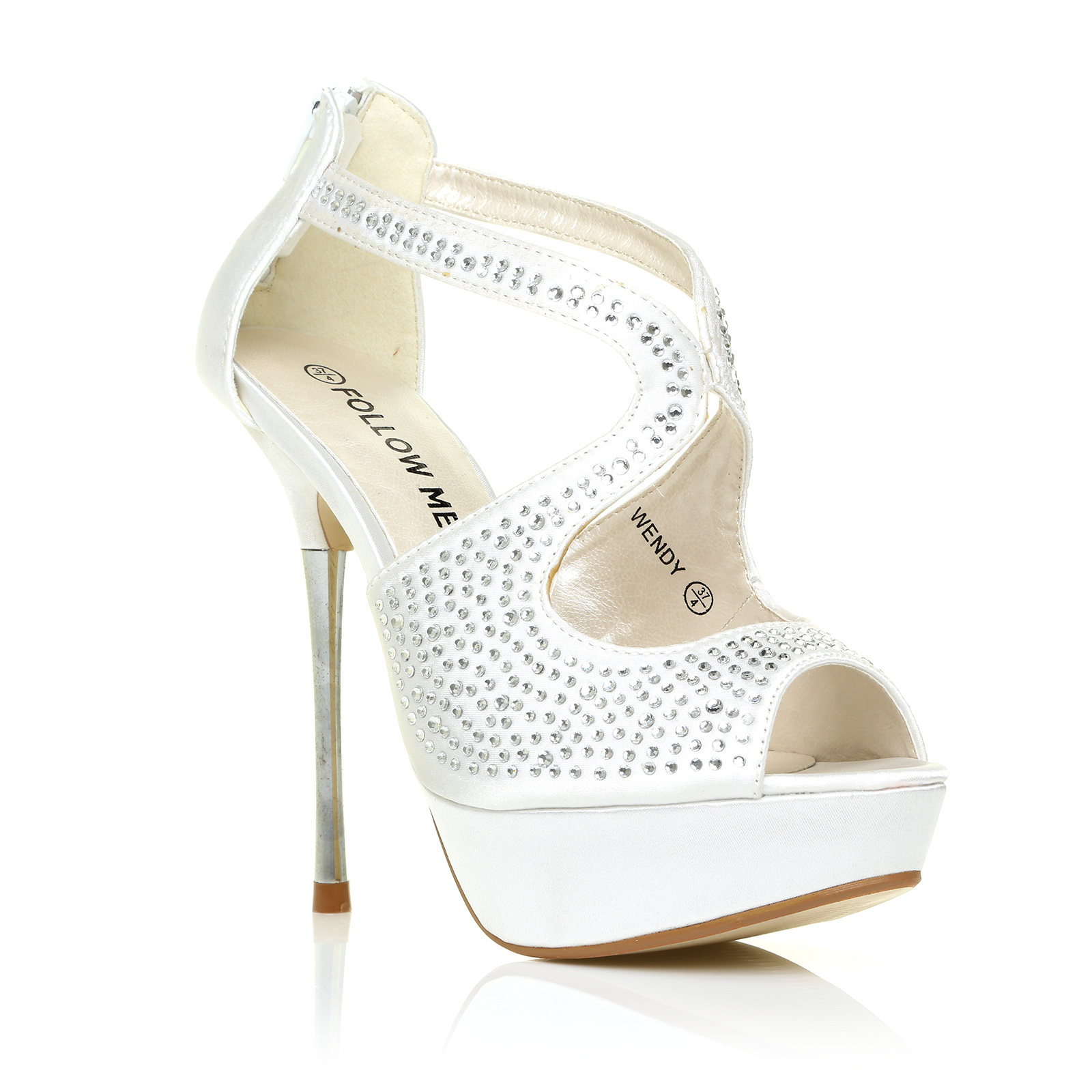 Womens Size  Dyeable Shoes