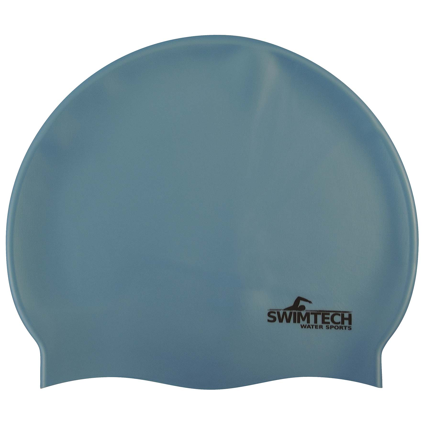 Swimtech Silicone Swim Cap Adults Swimming Pool Caps Rrp 9 Ebay