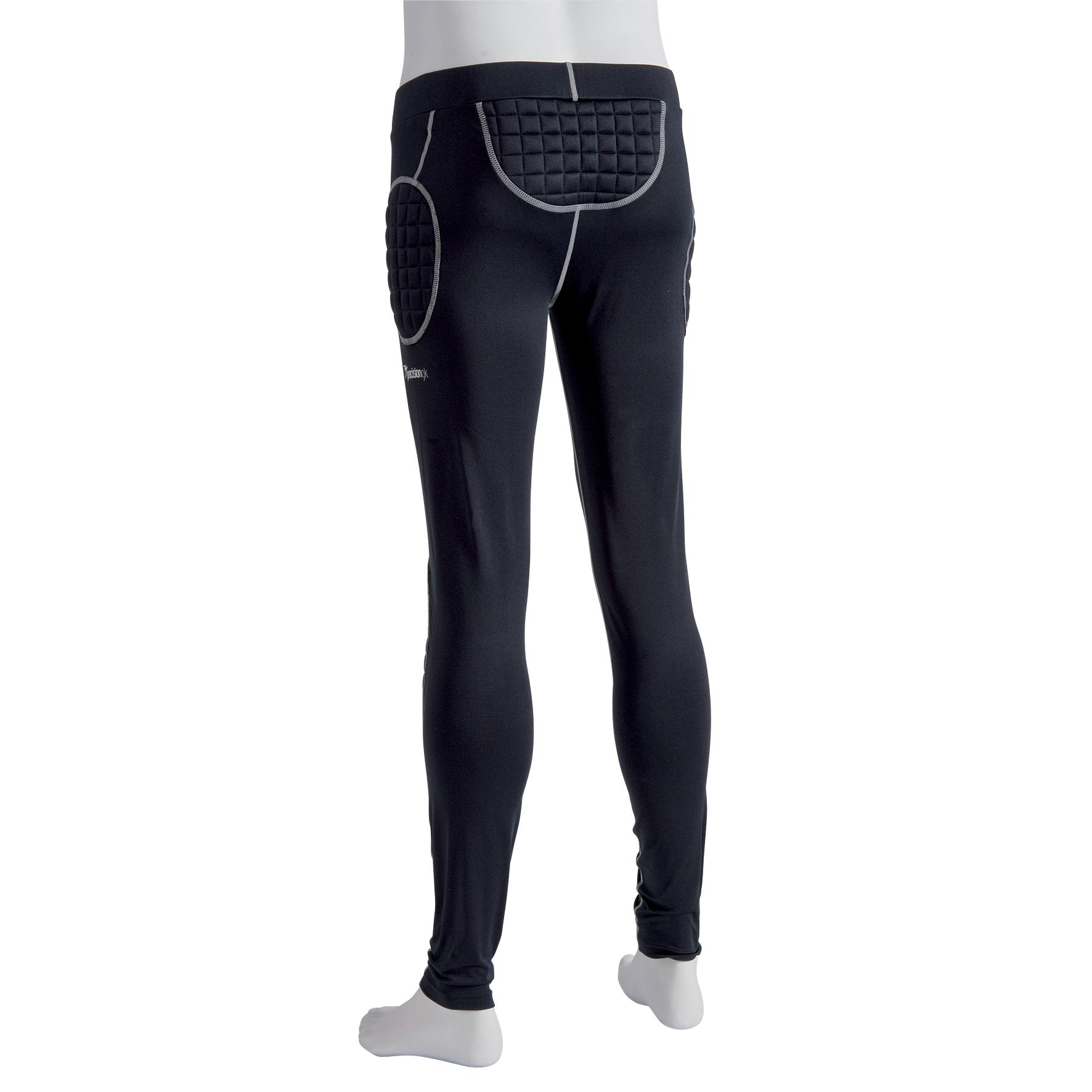 Precision Training Acolchado Capa Base Porteros Pantalones F U00fatbol Pantalones