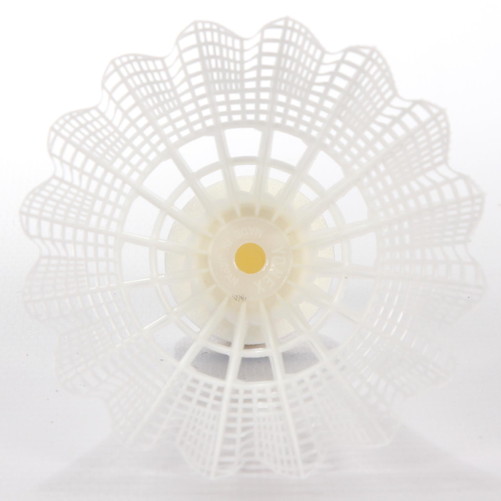 Yonex-Mavis-10-Nylon-Badminton-Shuttlecocks-White-Yellow-Shuttles-rrp-10