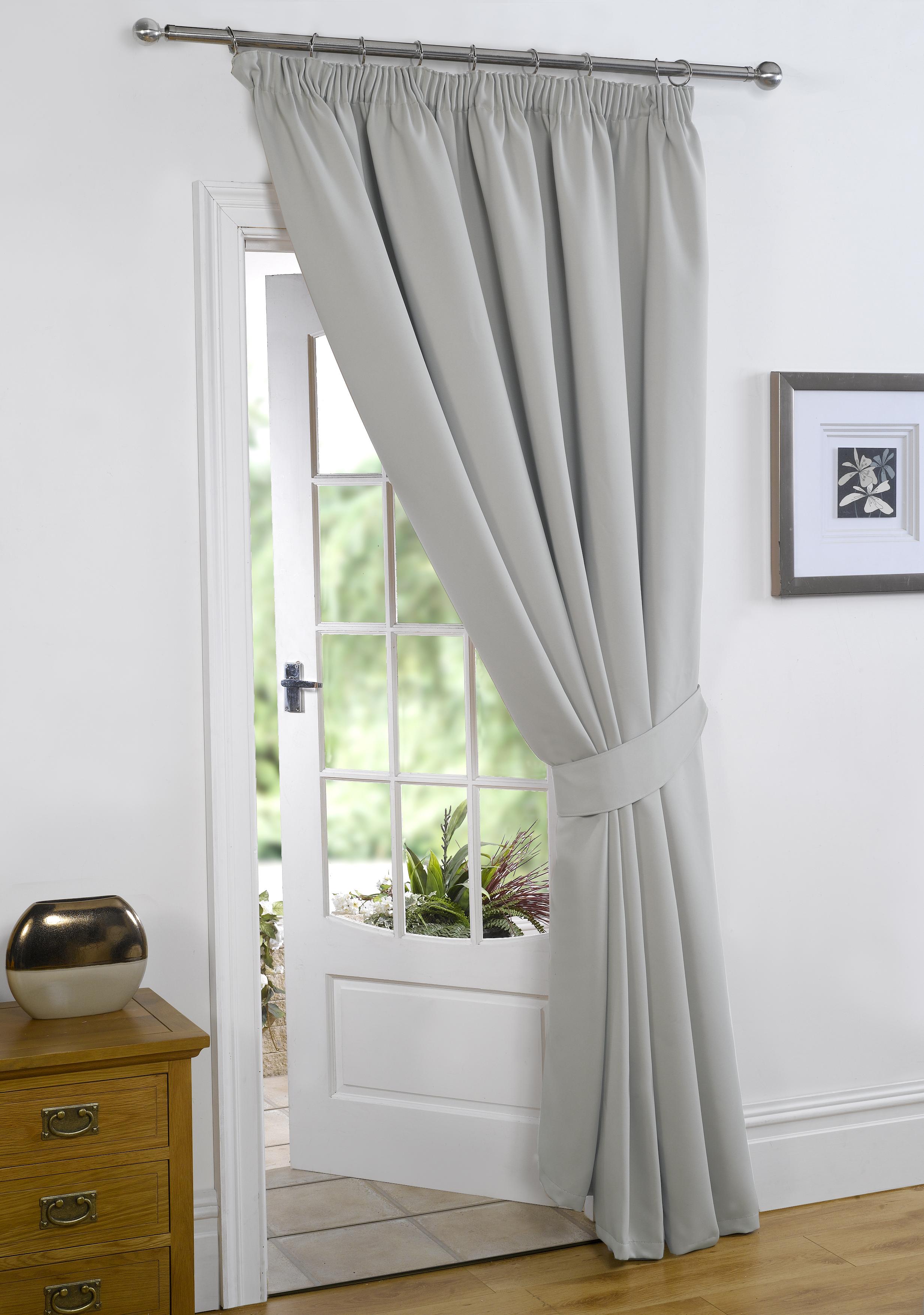 Curtain lengths standard