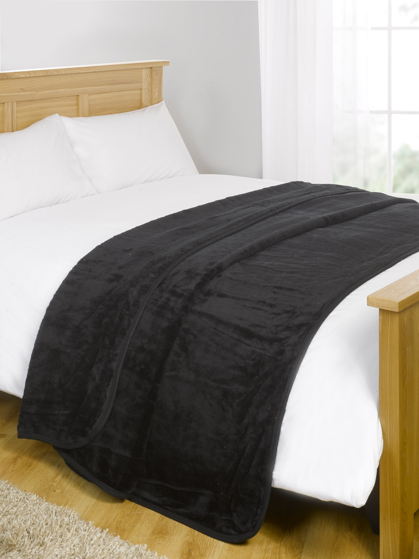 Single Bed Fleece Blanket
