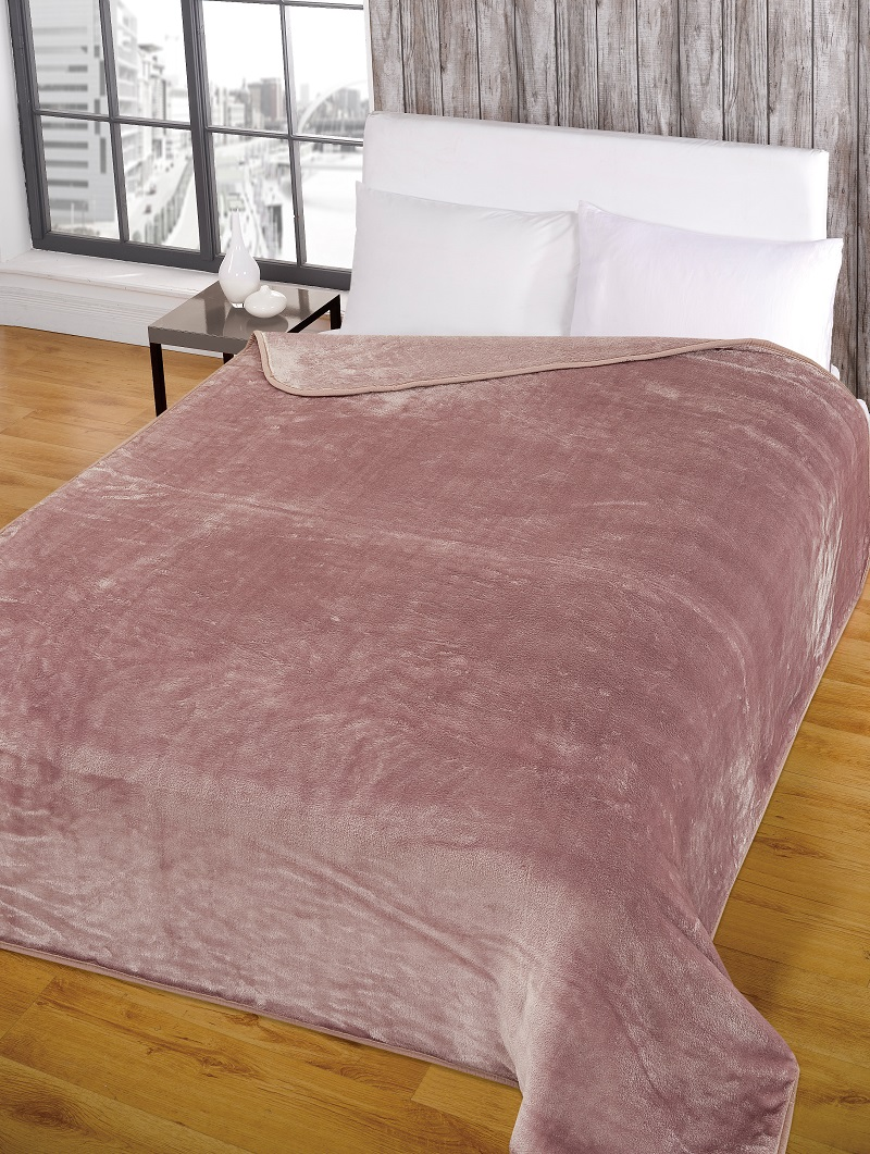 Large Luxury Faux Fur Throw Sofa Bed Mink Soft Warm Fleece