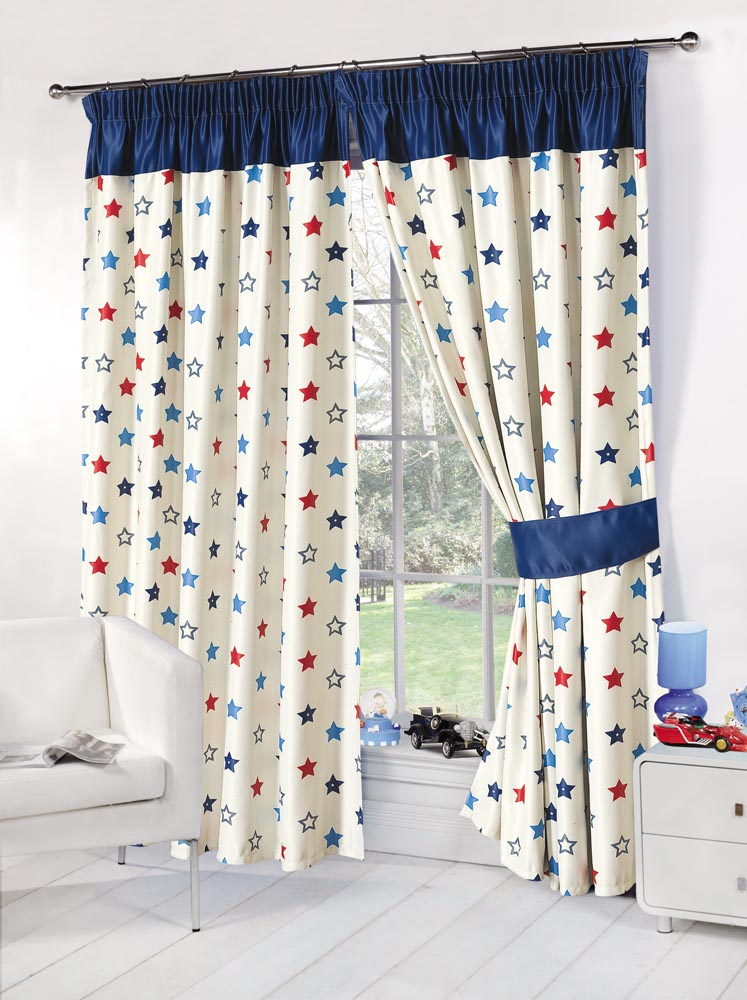 Childrens Bedroom Blackout Curtains