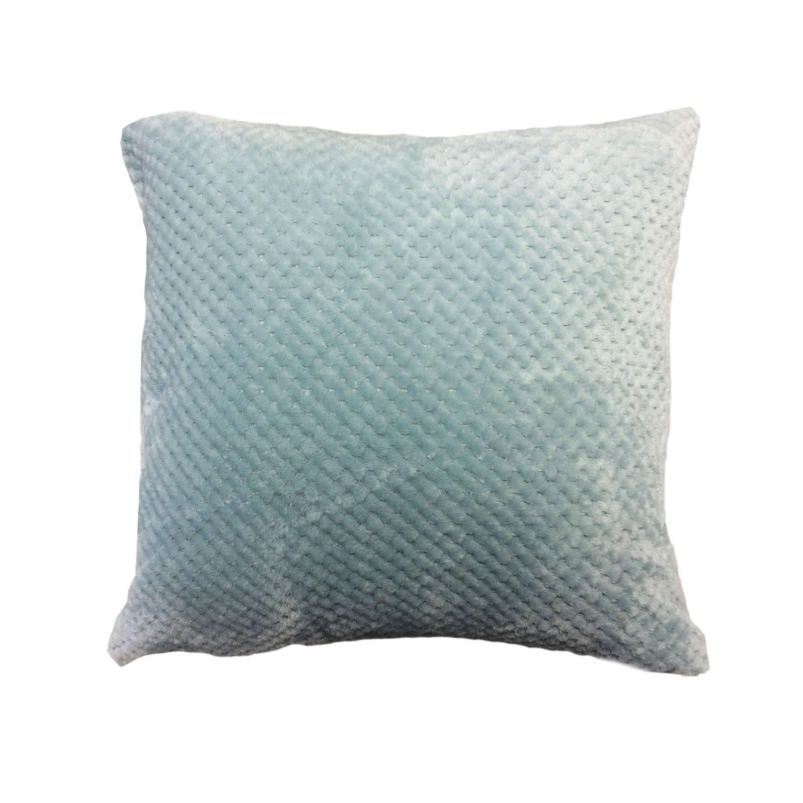 Large Throw Pillow Cases : Plain Large Waffle Cushion Cover Pillow Case Sofa Home Decor Unfilled 55 x 55 cm eBay