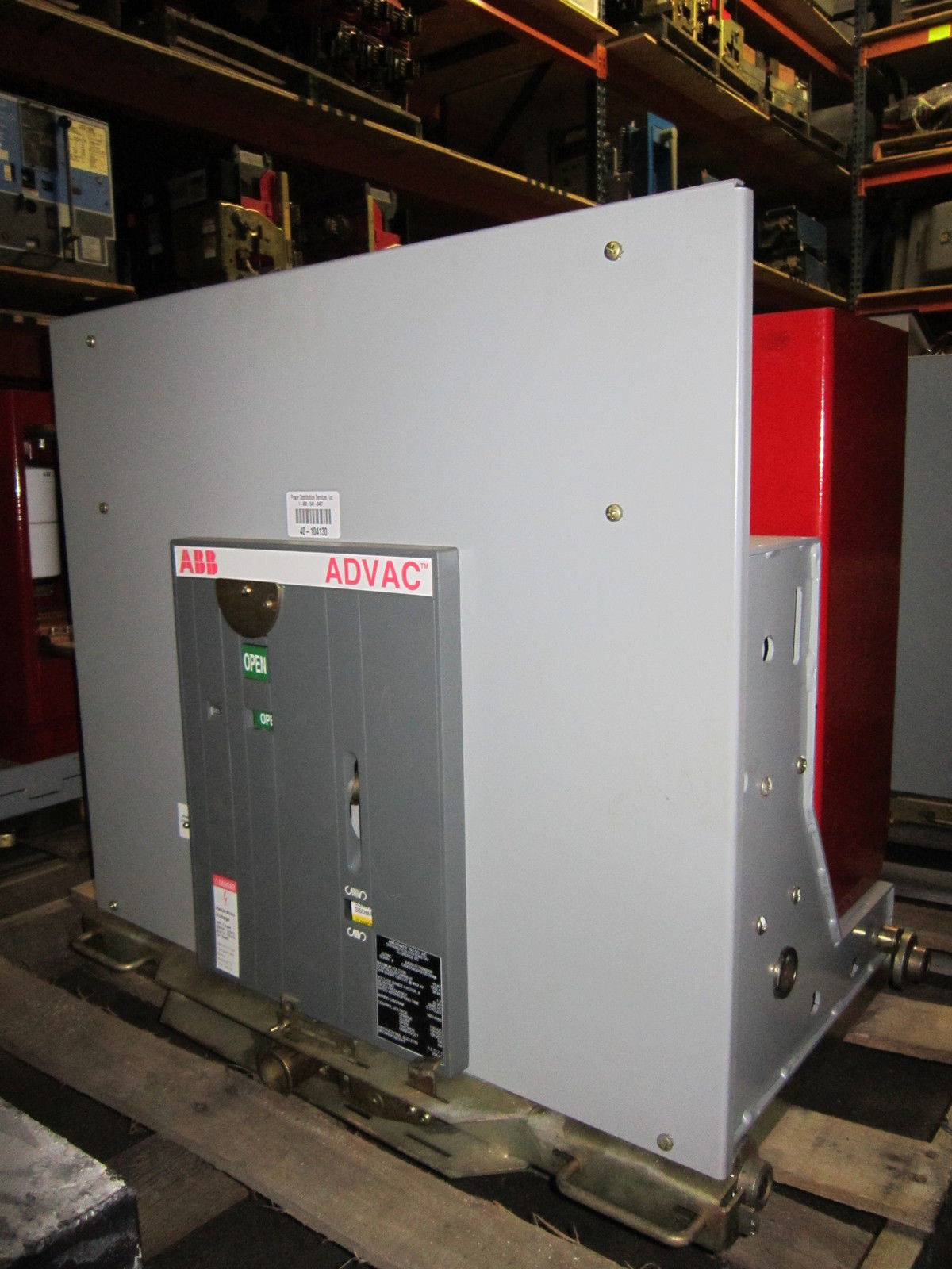 Abb advac kv a aa p vacuum circuit