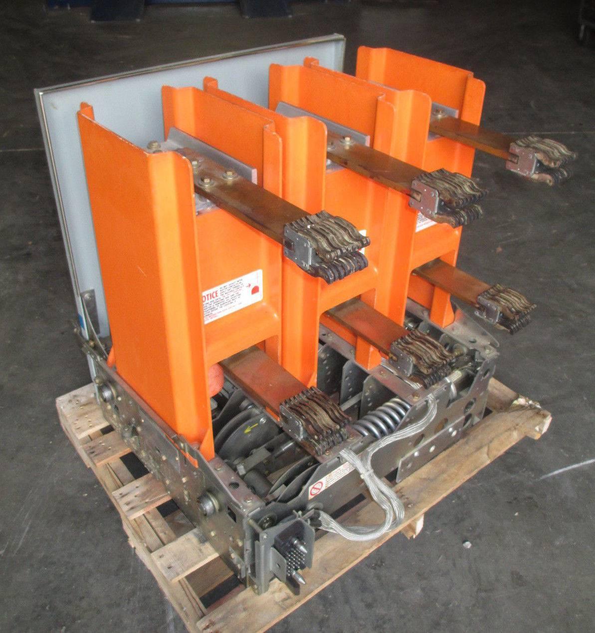 Ge power vac a vb  kv vacuum breaker