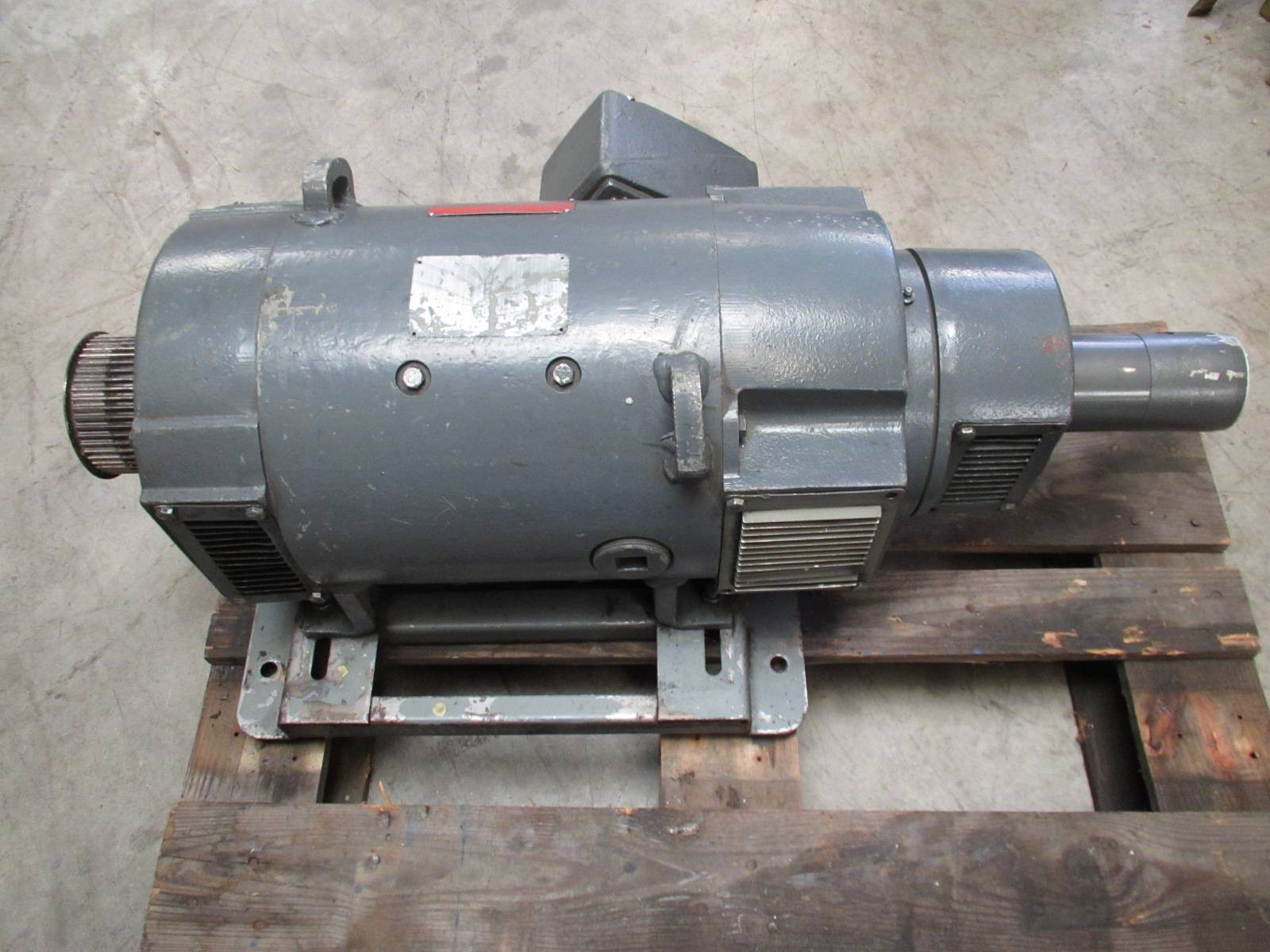 general electric 20 hp dc motor cd259at 1750 2300 rpm 240v For20 Hp Dc Motor