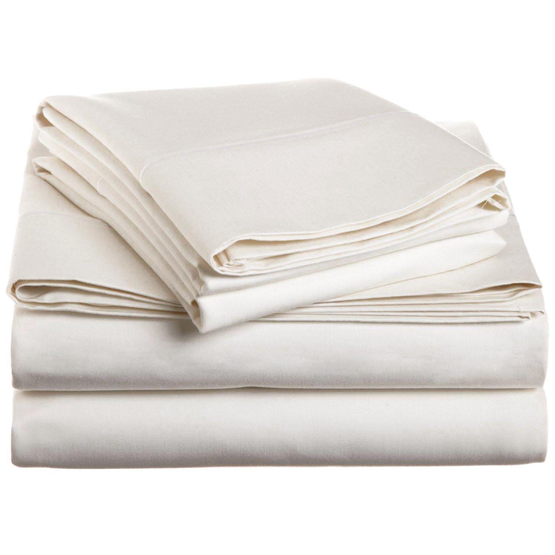 Luxurious Soft Sheet Set 1500 Thread Count Long Staple