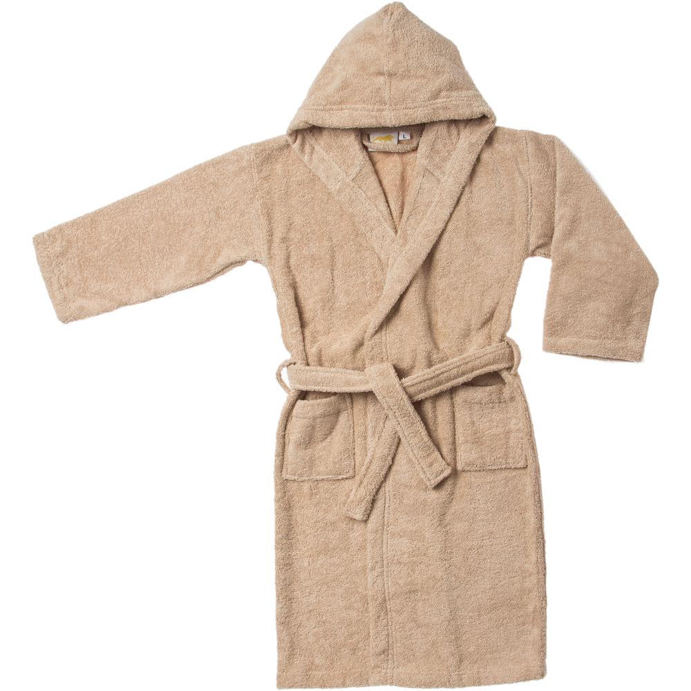 Superior Kids 100 Egyptian Cotton Hooded Bath Robe 2