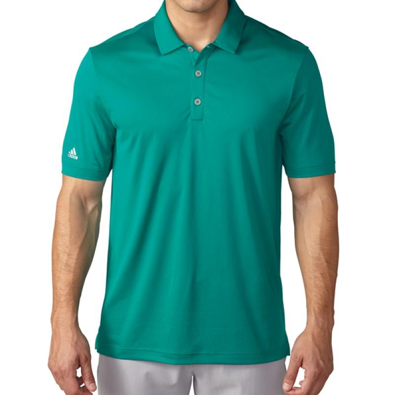 Adidas Climachill Solid Club Polo Mens Golf Shirt New