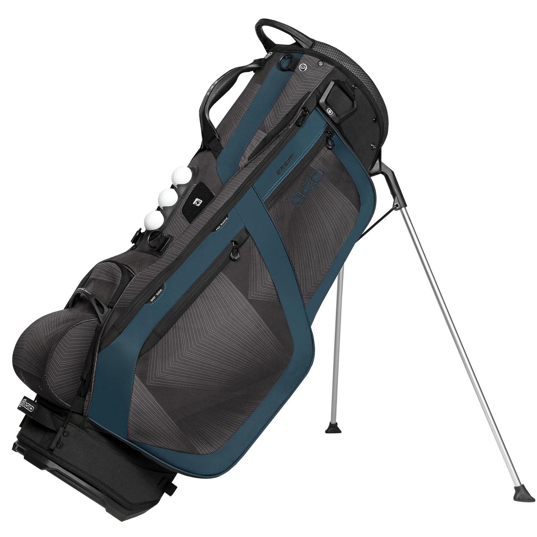 Ogio Grom Stand Golf Bag New 2017 14 Way Top W 6 Pockets