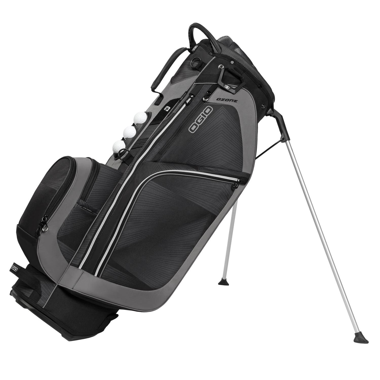Ogio Ozone Stand Golf Bag Mens New 2017 W 7 Pockets