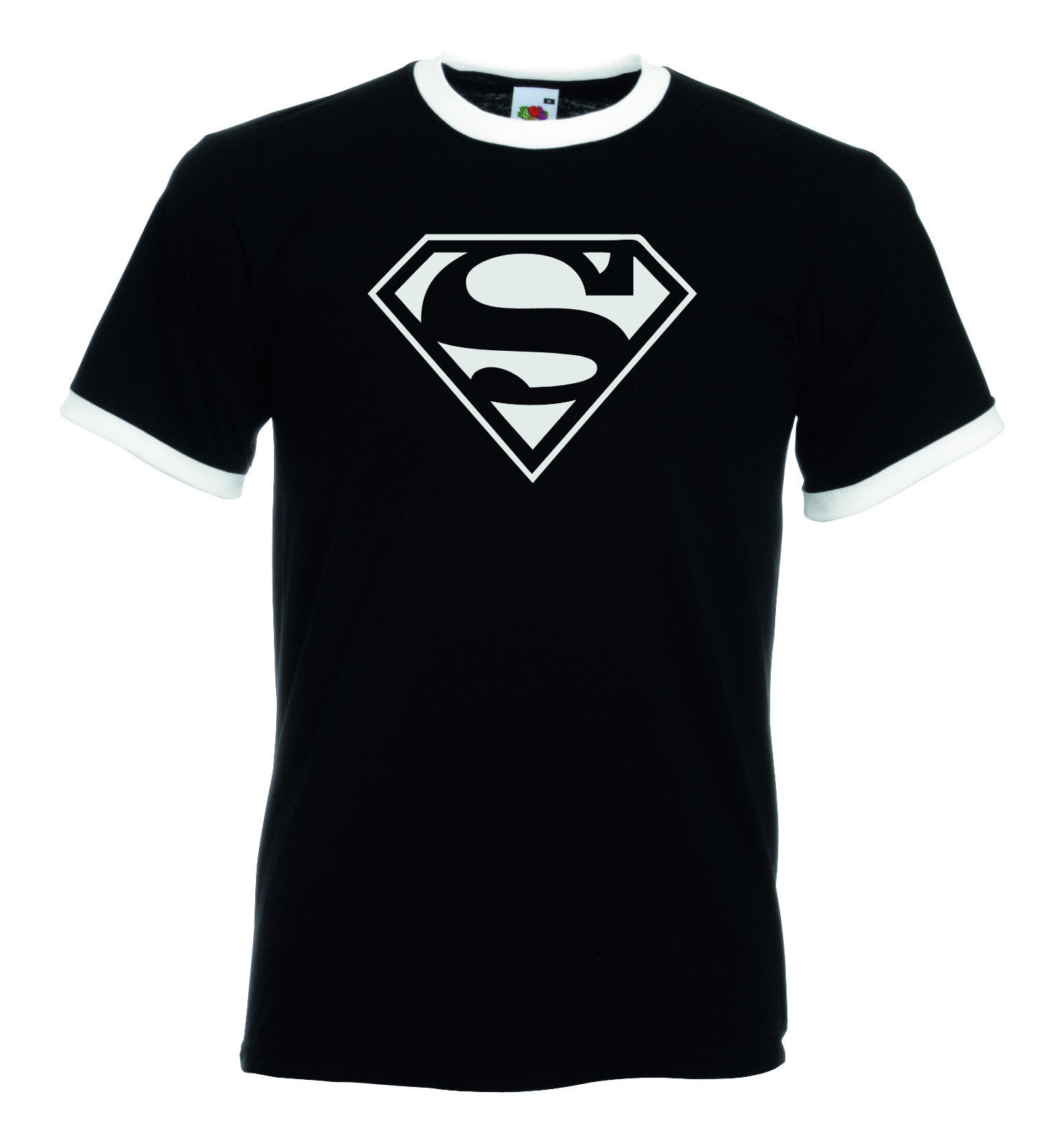 Superman retro t shirt super hero comic t shirt stag do t for Retro superhero t shirts