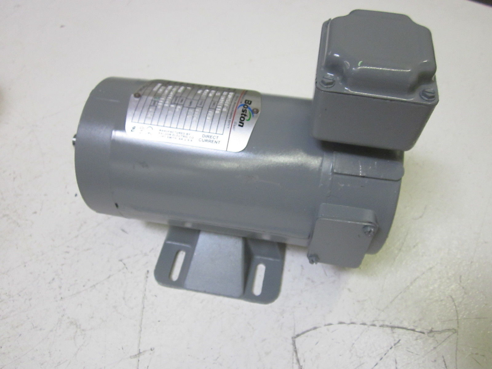 Boston Gear Aph925at B Motor 25 Hp Used Ebay