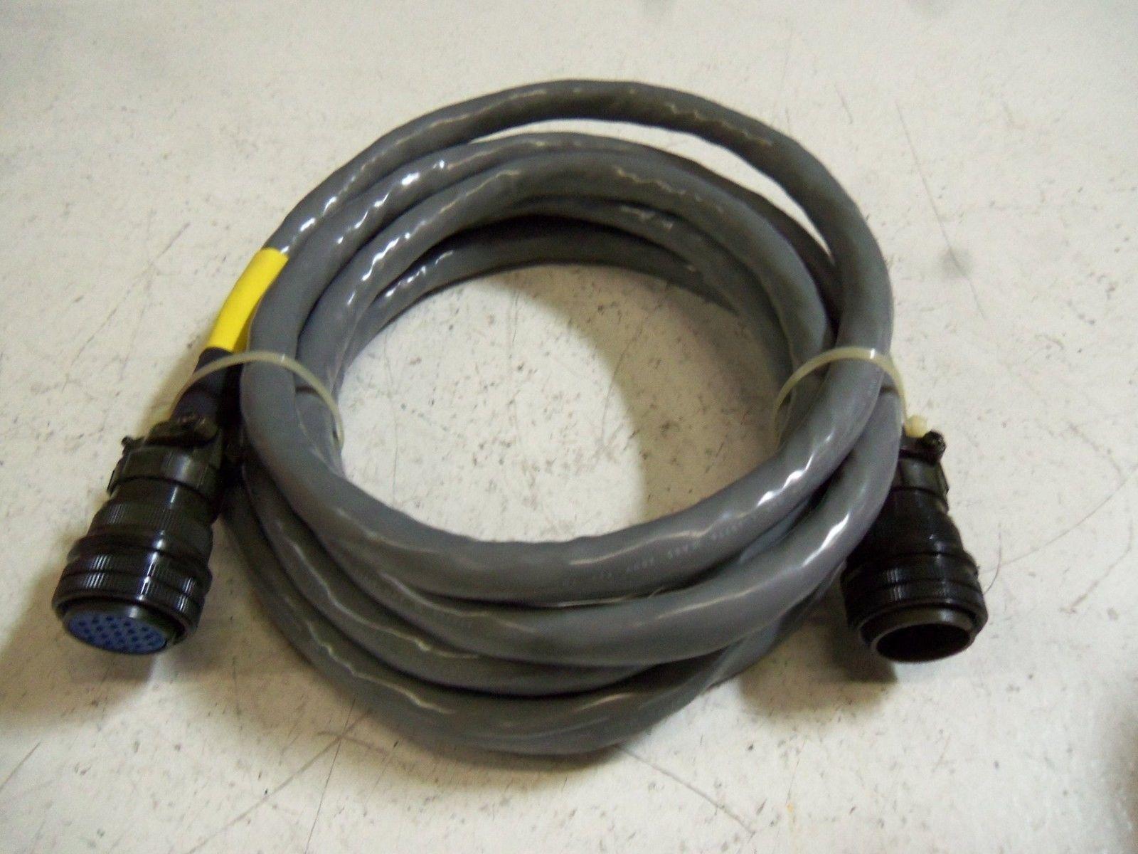 Emerson Tdl 15 Servo Motor Cable Used Ebay
