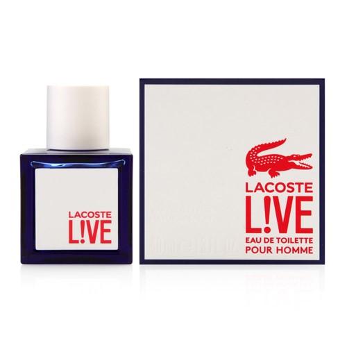 lacoste live by lacoste 1 3 oz eau de toilette spray new in box for ebay