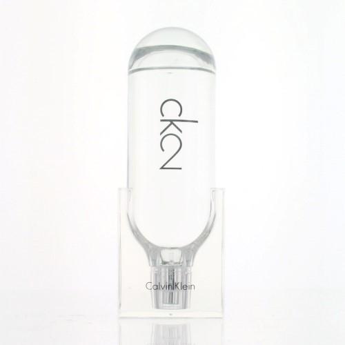 ck2 by calvin klein 3 4 oz eau de toilette spray new for women ebay. Black Bedroom Furniture Sets. Home Design Ideas