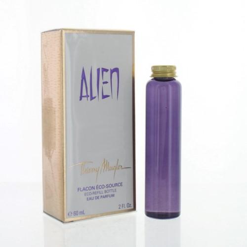 Mugler Perfume Refill: ALIEN By Thierry Mugler 2.0 OZ EAU DE PARFUM REFILL NEW In Box For Women