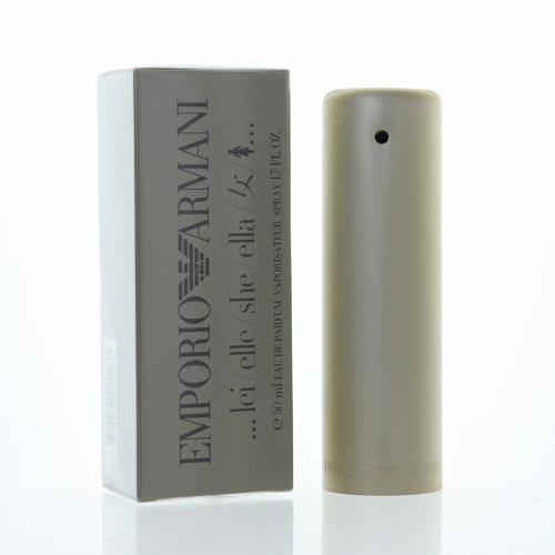 emporio armani she by giorgio armani 1 7 oz eau de parfum. Black Bedroom Furniture Sets. Home Design Ideas