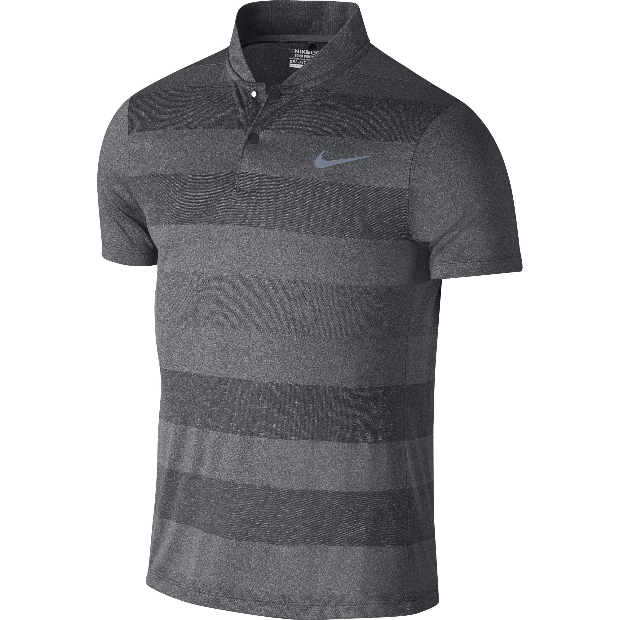 2016 nike mm fly blade stripe polo golf shirt 799107 for Nike polo golf shirts